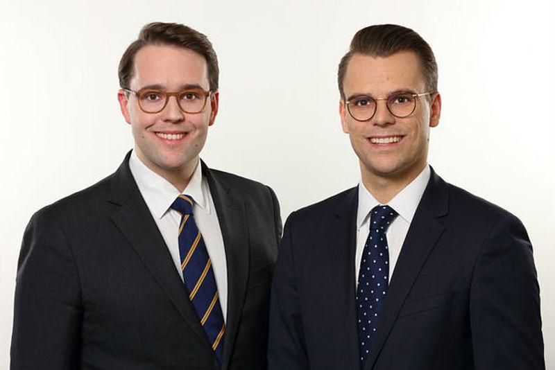 Geschäftsführer, Jakob Sons und Benedikt Sons